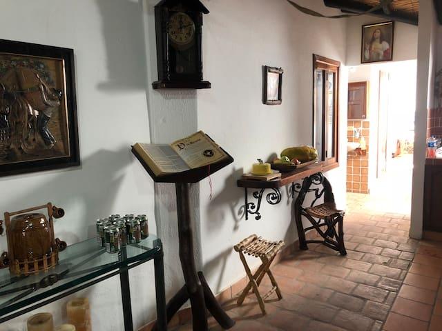 Casa Zapatoqueña