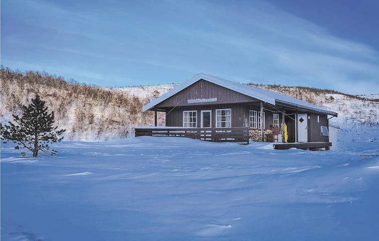 Holiday cottage with 3 bedrooms on 70m² in Hol i Tjeldsund