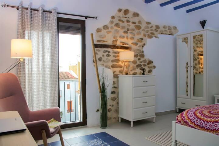Schlafzimmer - bedroom - habitación
