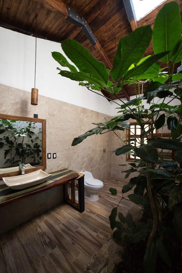 CABAÑA CHALET, HOTEL MÚUL-HA' & RESORT