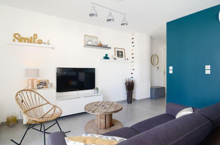 Appart 2 chambres proche calanques - Le Rove - Pis