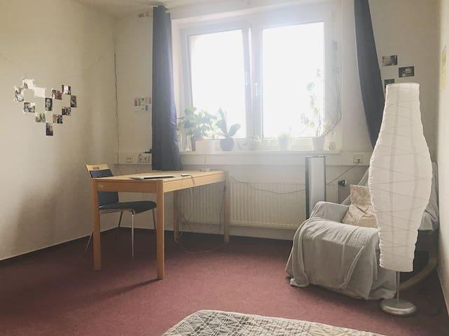 Gemütliches Zimmer in Weinberg Campus