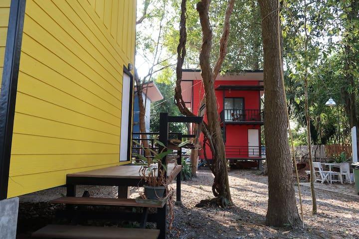 Private Villa near Ban Phe / Duplex House