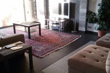 Newly Built Luxurious Apt. Modern Style,2 terraces - Amman