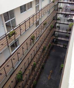 Habitación en zona centro equipada y segura - Mexiko-Stadt