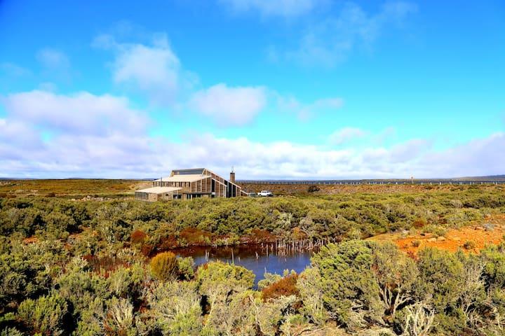 Thousand Lakes Wilderness Lodge