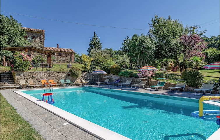 Holiday apartment with 1 bedroom on 35m² in Cortona AR