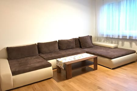 Near Vaduz CityCenter; parking and breakfast incl.