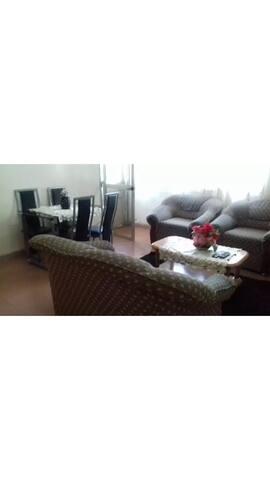 Bel appartement Sangoya