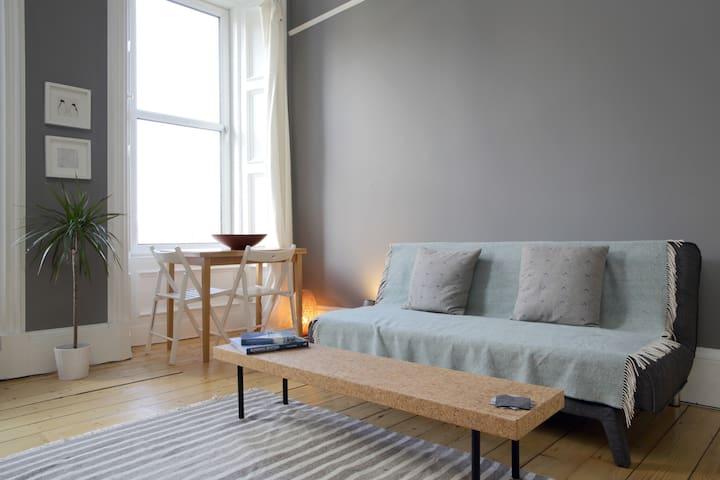 Beautiful, bright & Cosy Apartment - Edinburgh - Apartment