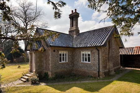 Traditional English Cottage - Starston - Kabin