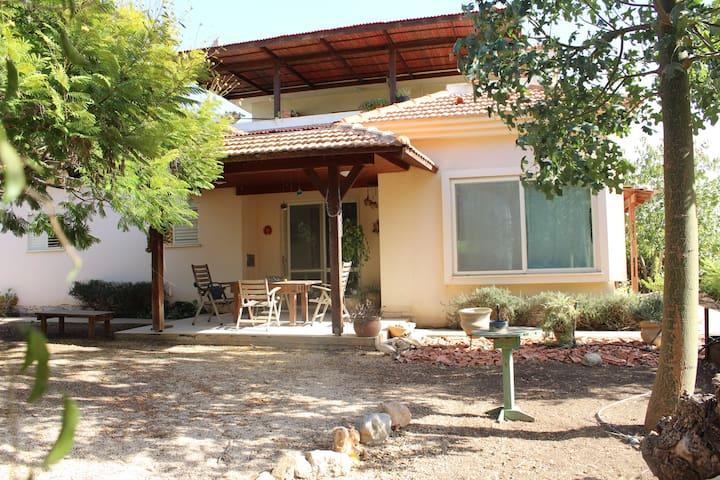 House Tavor Landscape Terrace - Kfar Kisch
