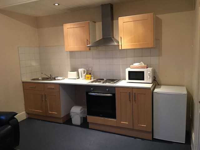 1 bedroom partment with kitchen - Stockton-on-Tees