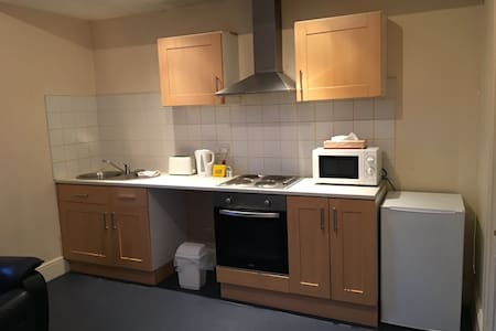 1 bedroom partment with kitchen - Stockton-on-Tees - Lägenhet