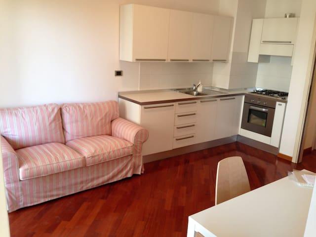 Monolocale con zona notte separata - Monza - Appartement