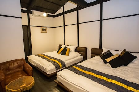 Private residence 祇園 竹の葉 Gion Area. Luxury Rental