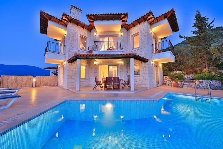 Villa Irena, private sun terrace