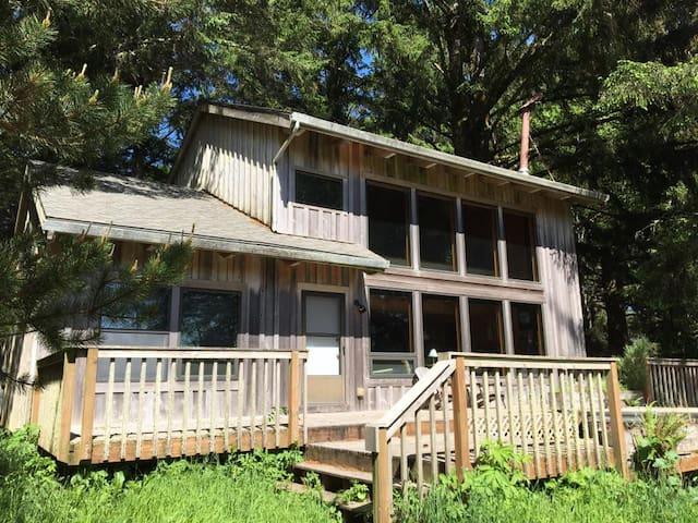Quiet Cascade Head Retreat