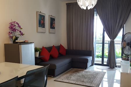 Forest City Island 1bedroom Homestay