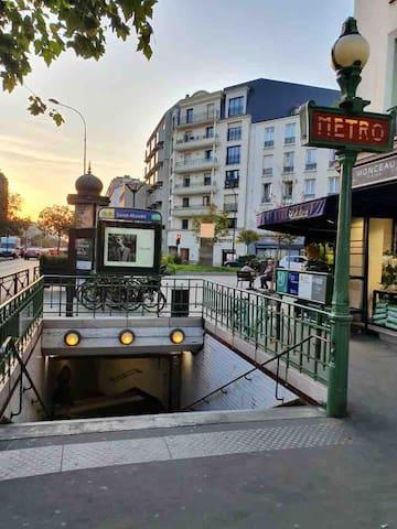 Joli appartement aux portes de Paris