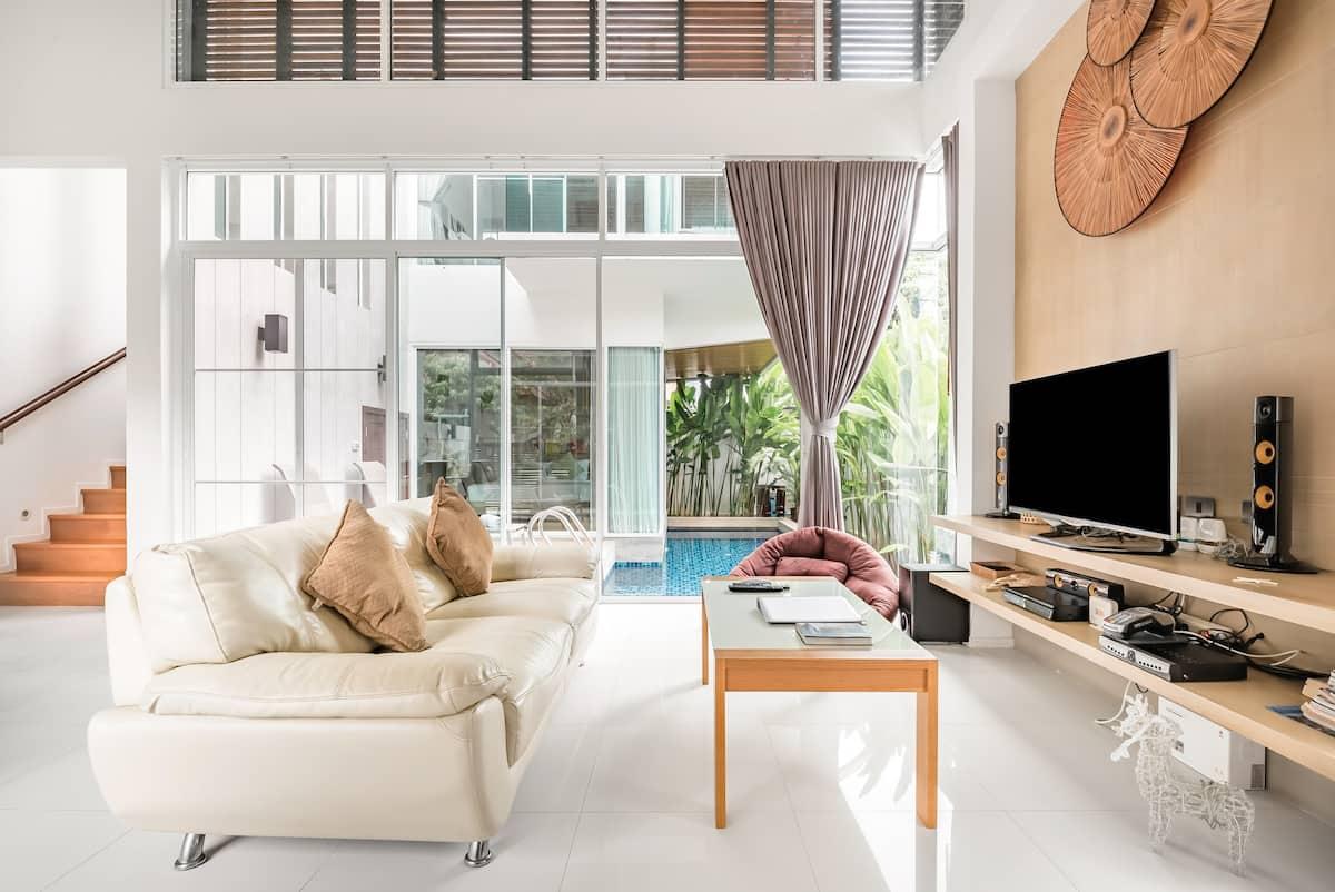 Villa Alia deux chambres spacieuses avec piscine privée
