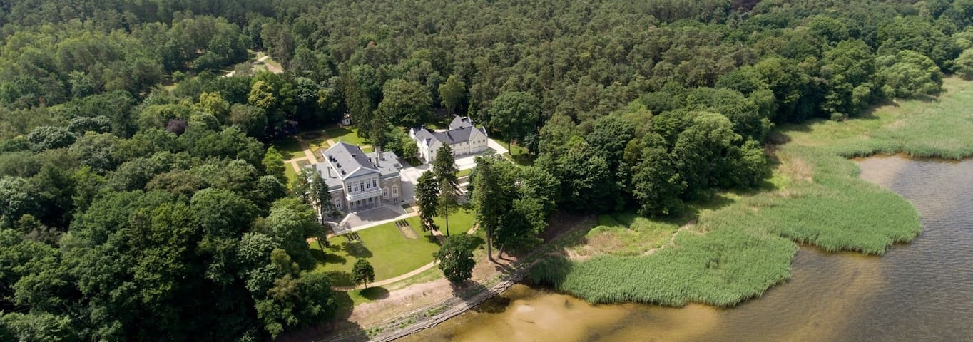 Manowce Palace - Luxury Villa Near The Baltic Sea