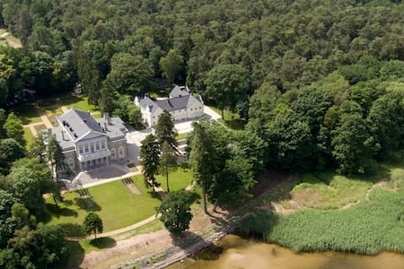 Manowce Palace - Luxury Villa Near The Baltic Sea