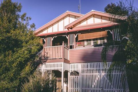 Klassiek huis Girards Hill