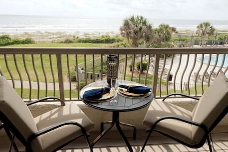 Oceanfront Retreat Omni Amelia Island Beach Resort