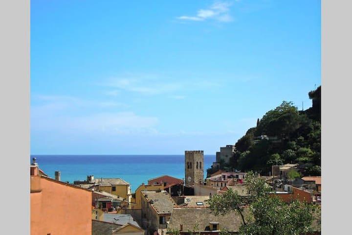 Seaview in the old town - Monterosso al Mare - Apartamento