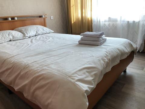Уютная квартира в отличном районе города