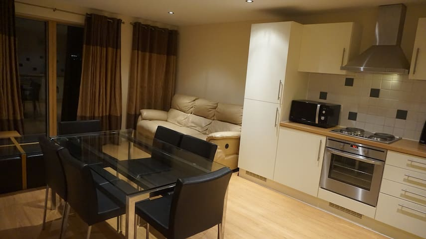 2 bed modern apartment in Wimbledon - London - Apartment