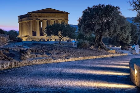 THE LOVELY Valley of the Temples Agrigento SICILY - Agrigento