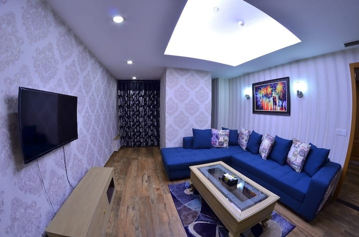 Swift Serviced Apartment.