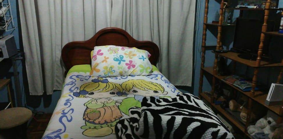 Agradable dormitorio y estadía wifi tele