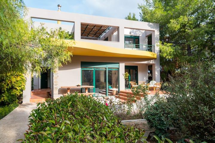 Summer Villa, A Refreshing Escape