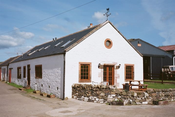 The Byre Self Catering Cottage - Auldgirth - Hus