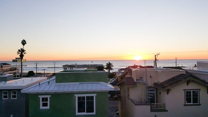 PISMO BEACH - full ocean view - new home sleeps 10