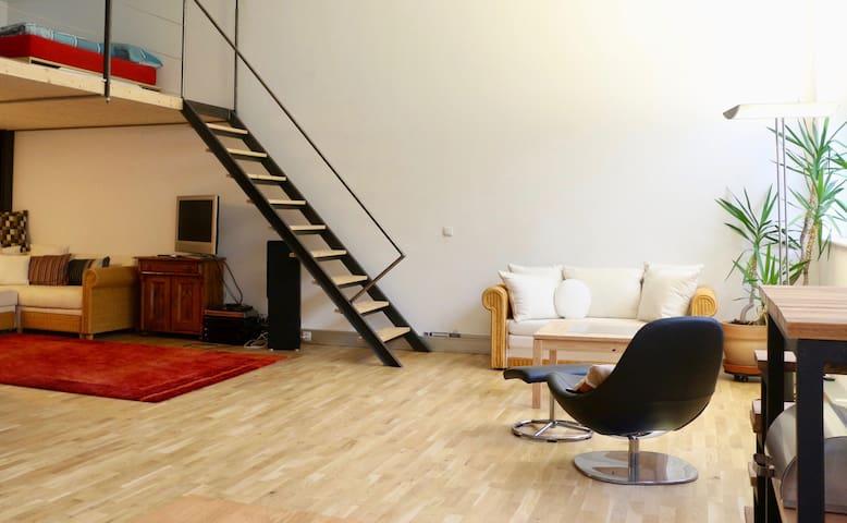 Moderne Loft im Dornbirner Kehlerpark - Dornbirn