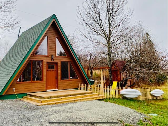 Lakeland Cottages 2 Bedroom A-Frame
