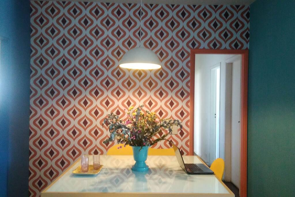 Sala de Jantar/ Dinner Room