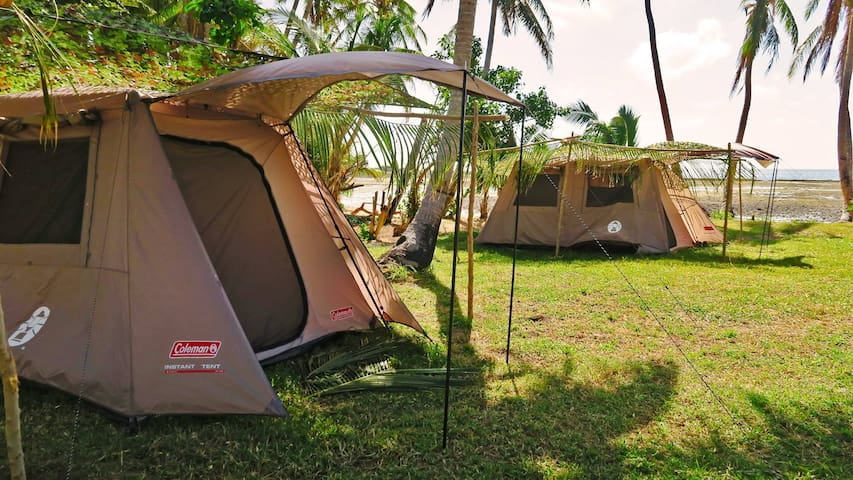 Isa Lei Budget Glamptent 2
