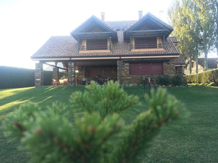 San Benito, la casa de mis Abuelos.