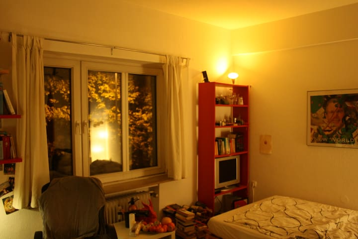 Zentrale WG ❤ Room close to the city center