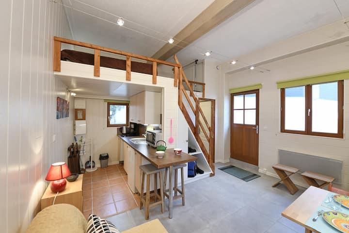 Studio ⭐ Cassiopée à 200m des Vieux Quartiers
