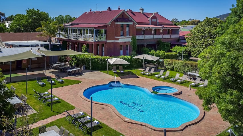 Alzburg Resort  · Alzburg Resort Hotel Spa Apartment 2 Nights Stay