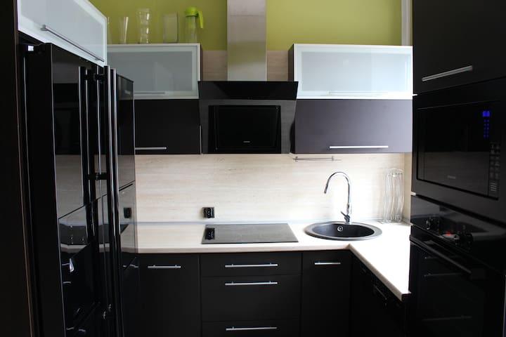Apartament DELUXE w Bielawie - Góry Sowie [W4]