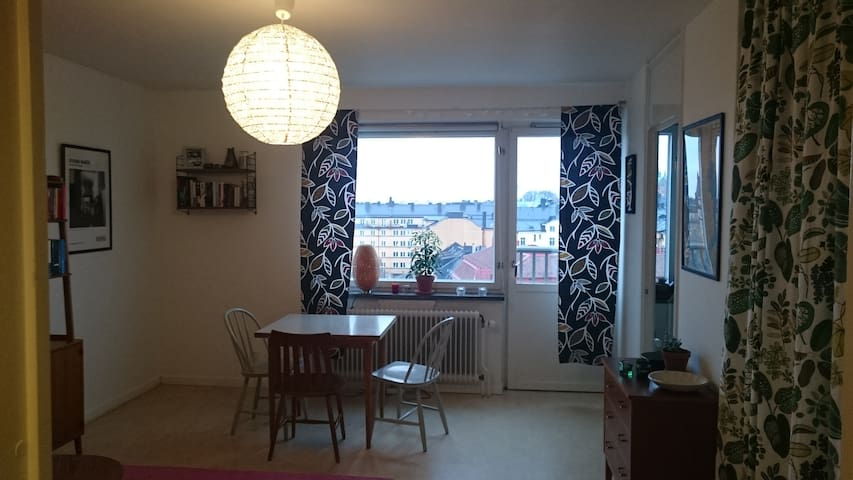 Room with a view, heart of Södermalm - Estocolmo - Apartamento
