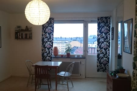 Room with a view, heart of Södermalm - Стокгольм - Квартира