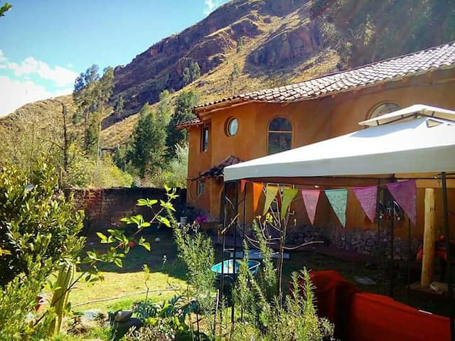 Private room in the Sacred Valley